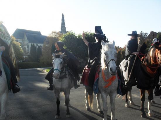 Halloween - 31 octobre 2010